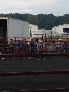 rider lineup