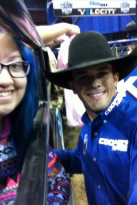 Fan Photo with Kaique