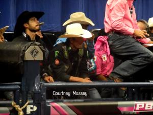 JB Mauney and Alexandre Cardozo