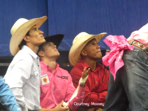 Jorge, Kaique and Wallace